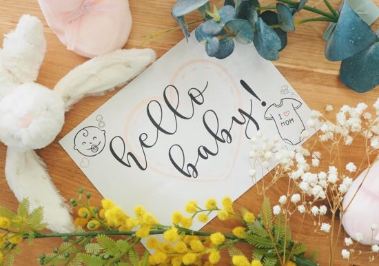 出産祝い メッセージ