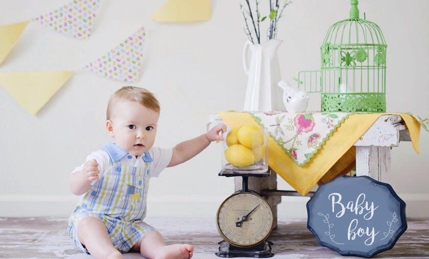 出産祝い 男の子