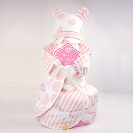 シェリ ダイパーケイク3 ピンク