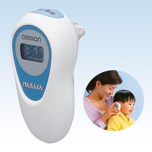 オムロン耳式体温計