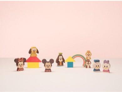 Disney|KIDEA & BLOCK<ミッキー&フレンズセット>