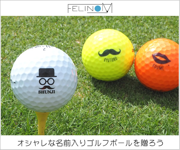 ゴルフ ボール 名 入れ 【楽天市場】名 入れ ゴルフ ボール(カラーマルチカラー)の通販