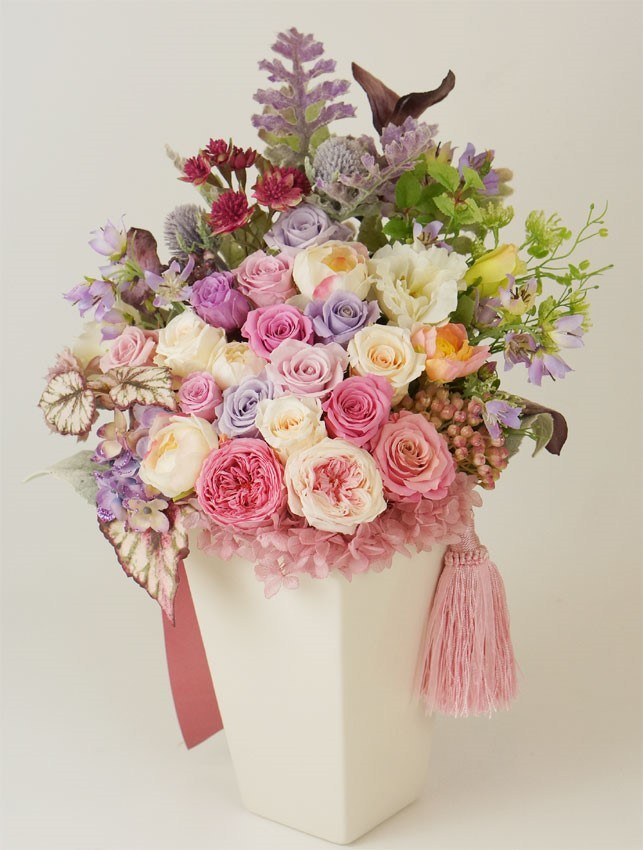 Preserved FlowerSemi Order Arrangement