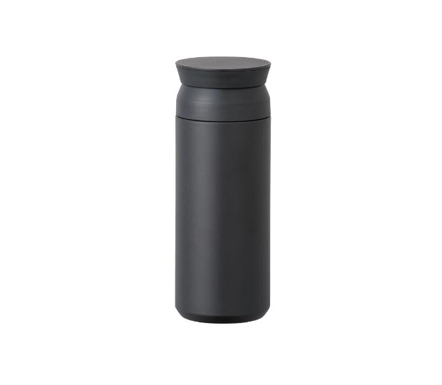 トラベルタンブラー 500ml  KINTO TRAVEL TUMBLER 500ml black