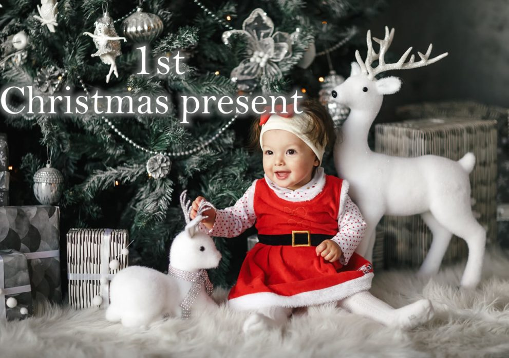 1歳クリスマスプレゼント クリスマス